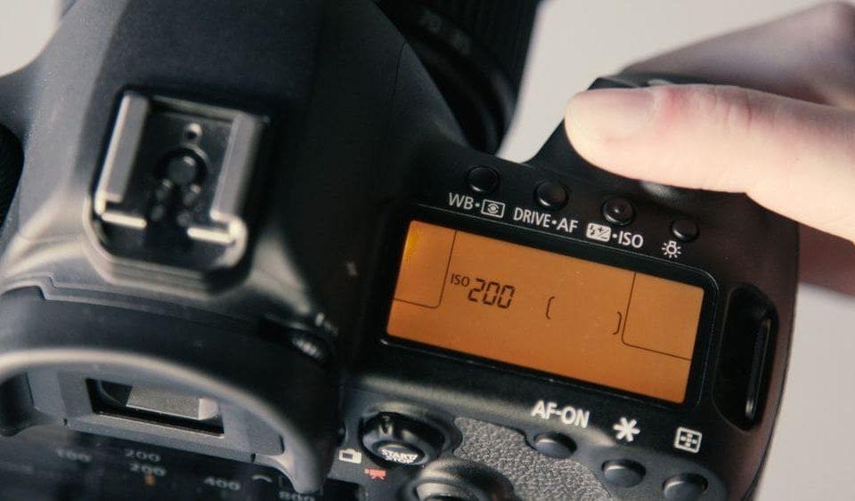 COSA SONO GLI ISO IN FOTOGRAFIA