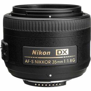 Obiettivo Nikon AF-S DX 35mm f/1.8 G