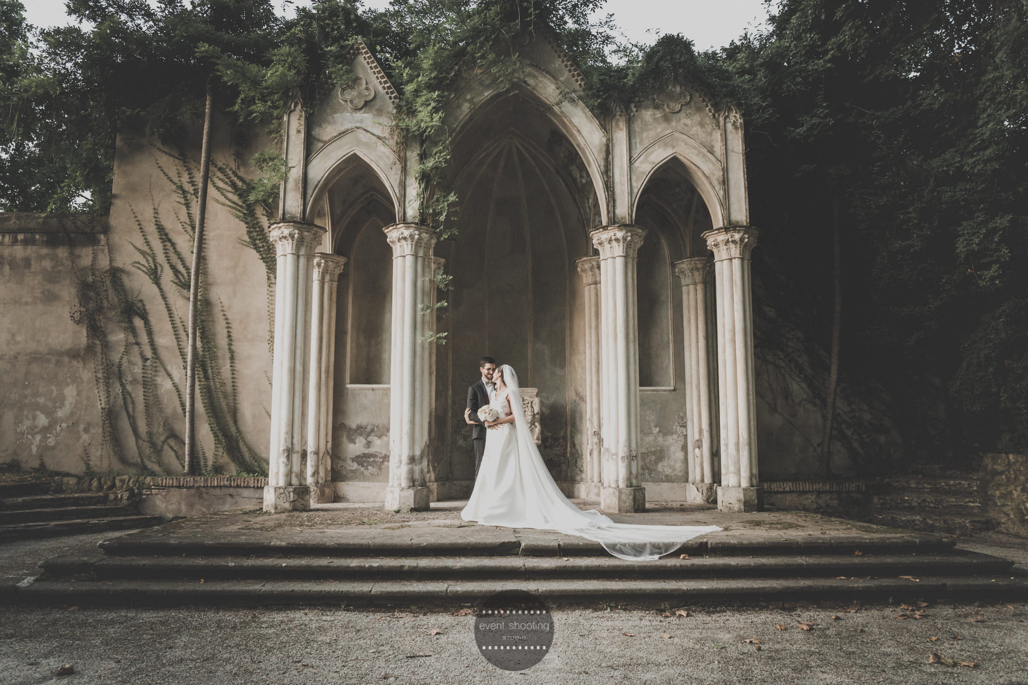 Basilica Santi Giovanni E Paolo | Villa Mondragone | Event Shooting fotografo matrimonio roma