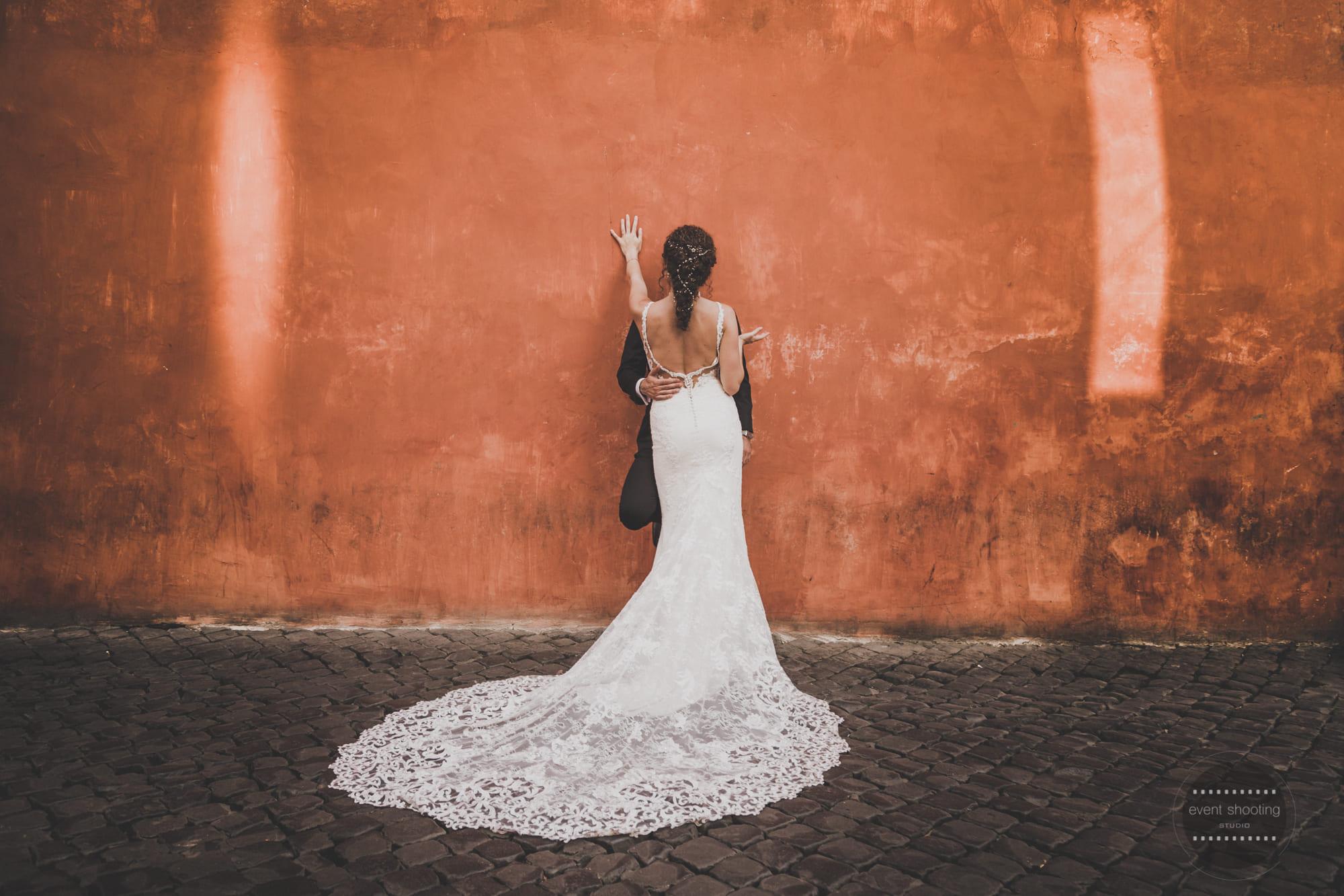 Trastevere Matrimonio Turco Casina Valadier Event Shooting