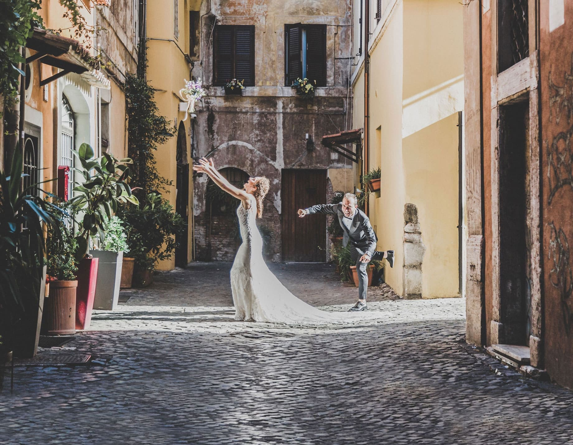 Fotografo Matrimonio Roma - Event Shooting Studio
